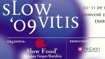 Slow Vitis 2009: hacia un mapa humano del vino natural
